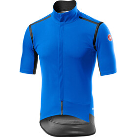 Castelli Gabba Rain Or Shine Jacket Men, drive blue